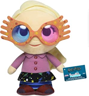HARRY POTTER - Luna Lovegood with Glasses 7 Exclusive SuperCute Plush Toy