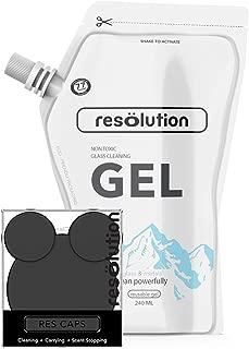 Res Gel & Res Caps Pipe Cleaning Bundle (Black)