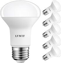 LVWIT Bombillas Reflectora LED E27 (Casquillo Gordo) - 8.5W