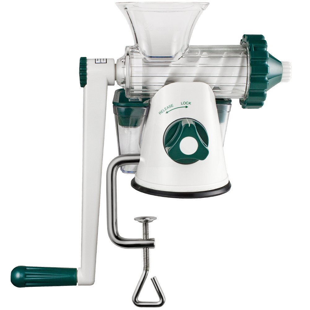Lexen Healthy Juicer - Extractor de zumo, no electrico, compacto ...
