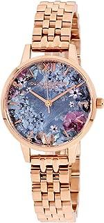 Olivia Burton Under The Sea Quartz Movement Blue Dial Ladies Watch