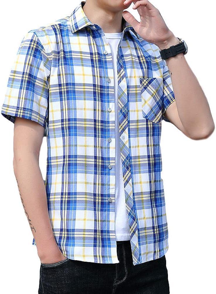 Men's Cardigan Summer Casual Simple Fashion Slim Casual Thin Comfortable Short