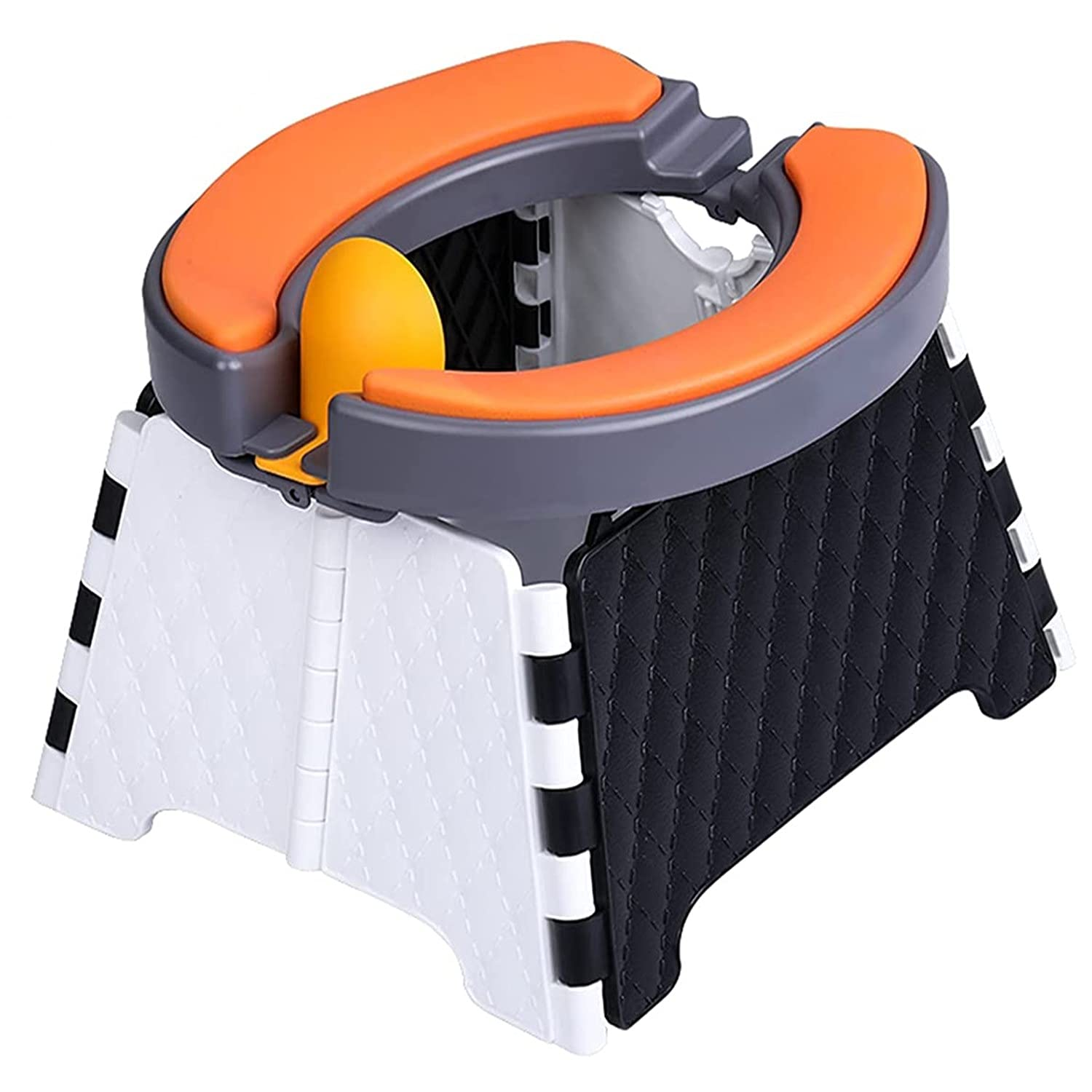 Portable Potty for Toddler Travel for Training Seat Kids Travel | Foldable Potty Travel Toilet Seat | Baby Potty Seat for Indoor and Outdoor