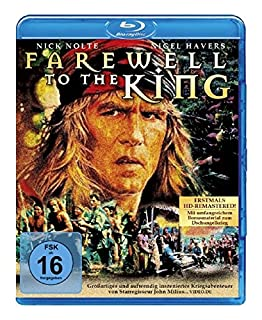 Farewell to the King [Blu-ray]