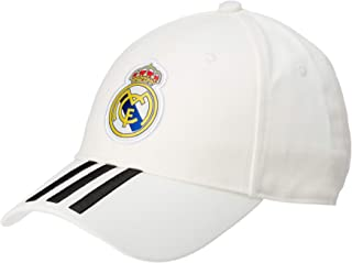 adidas Unisex Real Madrid 3-Stripes Cap