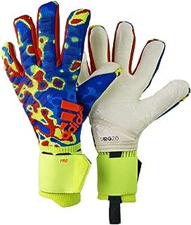 adidas Predator PRO Manuel Neuer Negative Cut Prime Knit Goalkeeper Gloves for Soccer