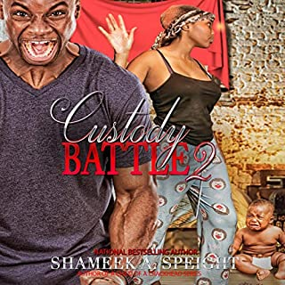 Custody Battle 2 audiobook cover art