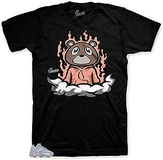 Tee Shirt Match Yeezy Inertia 700 - Fly Bear Tee