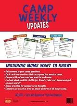 Camp Weekly Update