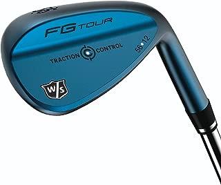 Wilson FG Tour PMP Gun Blue Traditional Wedge (KBS, Stiff)