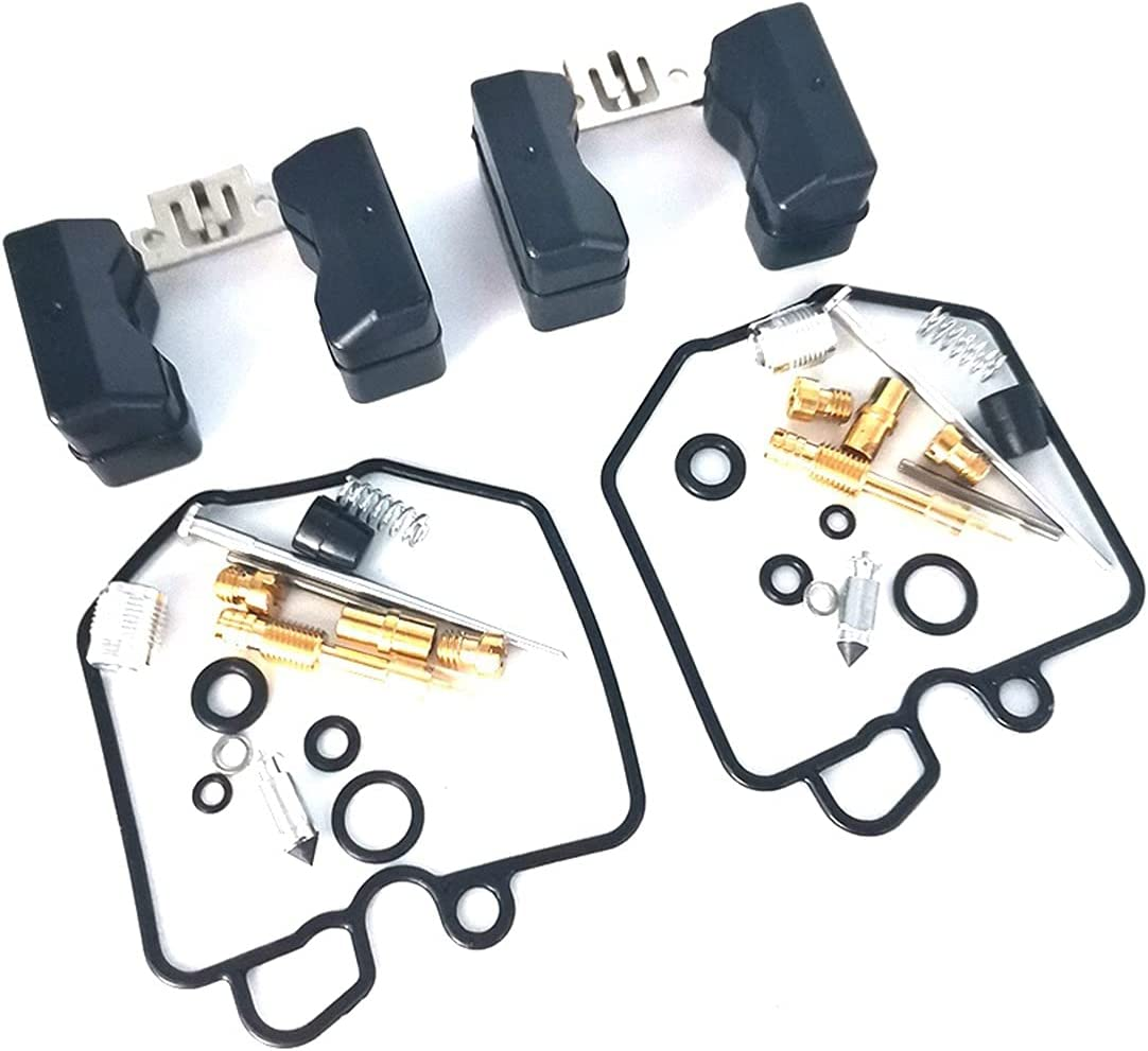 Auto Superlatite Accessories 2 Our shop most popular Sets Lot Carburetor with Floats fo Gasket Kit