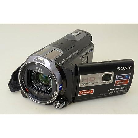 ソニー SONY ビデオカメラ Handycam PJ760V 内蔵メモリ96GB ブラック HDR-PJ760V