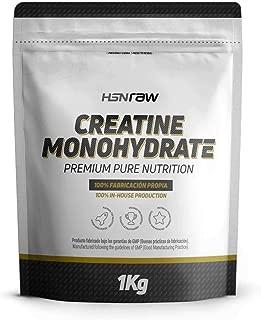 Creatina Monohidrato Micronizada HSN Raw  1000