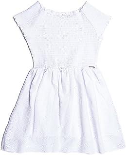 0d79ec156b005 Amazon.fr   Robe Dentelle Blanche - Fille   Vêtements