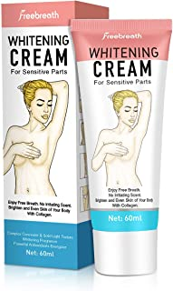 Whitening Cream, Skin Lightening Cream For Armpit, Knees & Sensitive Parts Deodorant..