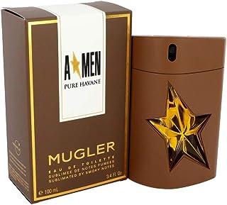 Thierry Mugler A Men Pure Havane for Men -Eau de Toilette, 100 ml-