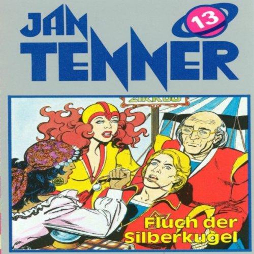 Fluch der Silberkugel (Jan Tenner Classics 13) Titelbild