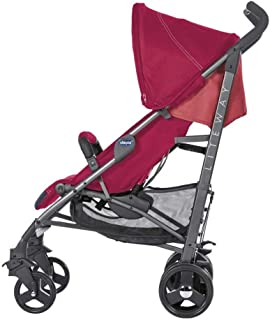 Chicco Lite Way 3 Top Baby Stroller - Red
