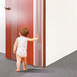 ドア 指はさみ防止器具フィンガーアラート 赤ちゃん ガード 指挟みの心配がなくなり助かります。 (18cm ×120cm)