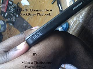 How To Disassemble A BlackBerry PlayBook (English Edition)