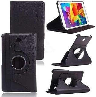 "Capa Giratória Tablet Samsung Galaxy Tab A6 A7 tela 7.0"" Polegadas SM-T285 T280 - Preta"