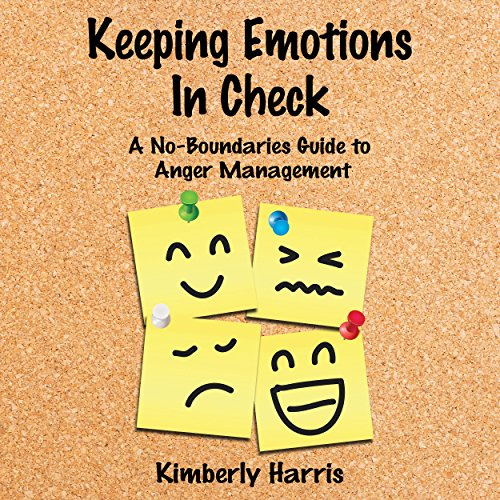 Keeping Emotions In Check audiobook cover art