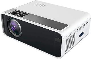 ZLSANVD Mini Projector HD 4K Mini LED Smart Projector WiFi Home Theater 480P Support Dual USB HDMI YGA/Headphone Interface...