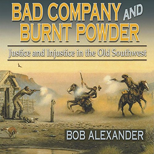 Bad Company and Burnt Powder cover art