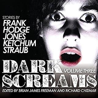 Dark Screams, Volume Three audiobook cover art