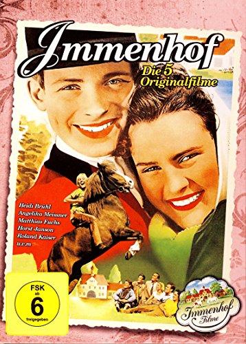 IMMENHOF - Die fünf Originalfilme (3 DVDs) + Bonusmaterial