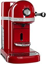 KitchenAid KES0503ER Nespresso, Empire Red