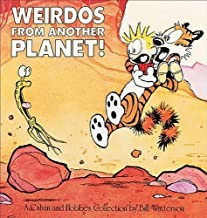 Weirdos From Another Planet! (Turtleback School & Library Binding Edition) (Calvin & Hobbes) by Watterson, Bill (1990) Sch...