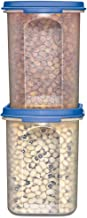 Food Storage Containers -STACKO- 4 PC. - Airtight Dry Food Container with Lids, (4.5 Cup (2 Pack))
