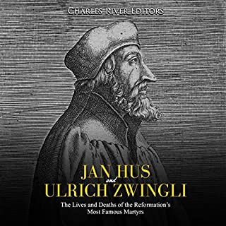Jan Hus and Ulrich Zwingli audiobook cover art
