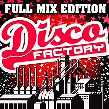 Full Mix Edition : Disco Factory (Bonus : Album Complet Sur Le Dernière Piste)