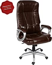 Green Soul Titan High-Back Ergonomically Designed Office Chair (Brown)