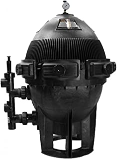 Sta-Rite S8D110 System:3 D.E. SD Series Pool Filter, 53 Square Feet, 53-106 GPM