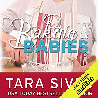 Baking & Babies audiobook cover art