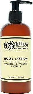 C.O. Bigelow Lavender Peppermint Body Lotion, 10.14 Fluid Ounces