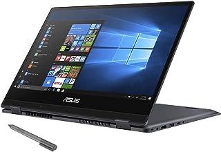 Asus VivoBook Flip TP412FA-EC404T Intel Core i3-10110U Processor 2.1 GHz (4M Cache, up to 4.1 GHz) , 4GB DDR4 RAM , 256 SS...