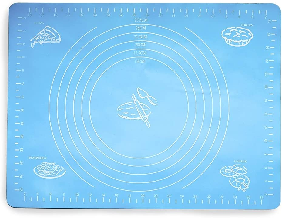 PM Pastry Mat with Silicone Sales of SALE items from new works New arrival Non-Slip Measurements Baking