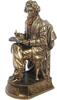 bronze beethoven bust