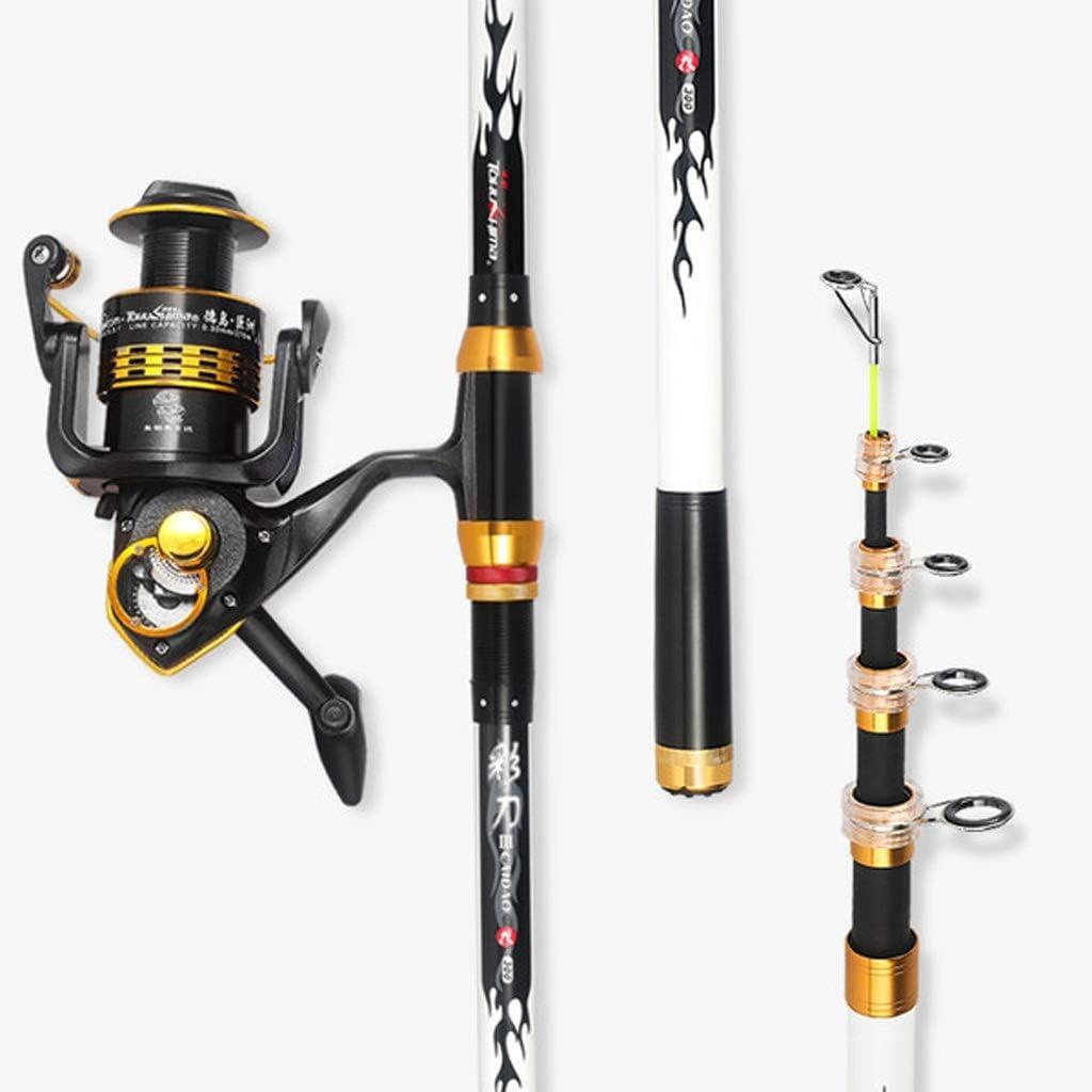 zxb-shop Fishing Max 70% El Paso Mall OFF Rod Telescopic Sea Brand Ro