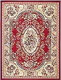 Carpeto Rugs Tapis Salon Rouge 300 x 400 cm Oriental/Verona Collection