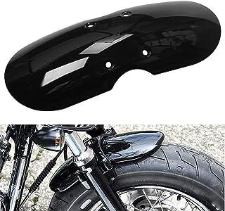 Motorcycle Front Fender Mudguard For Triumph Bonneville T100 T120 Black 2002-2016, Scrambler 2006-2016, Thruxton 2004-2016 (Gloss Black)