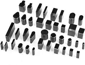 Automatischer Mittelstift Locher Holzpresse Dellenmarkierung Holzbearbeitungswerkzeug Federbelastete Markierung Startl?cher Werkzeug-Silber