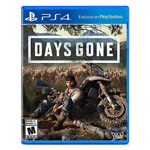 Days Gone – PlayStation 4 – Standard Edition – Standard Edition – PlayStation 4
