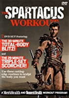The Spartacus Workout 2 DVD Set the 30 Minute Total-body Blitz and the 29 Minute Triple- Set Scorcher!