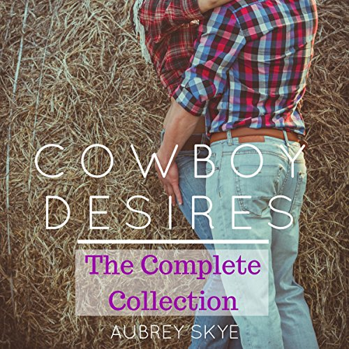 Cowboy Desires audiobook cover art