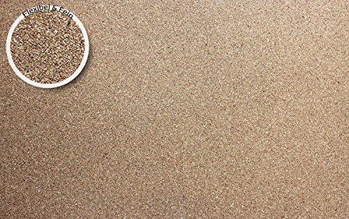 Pinnwand Korkplatte 58 x 46,5cm 10mm | Kompaktes Format | Ohne Rahmen | TOP Preis & Qualität| flexibel | Wall | Unterlage | Memoboard |Kork